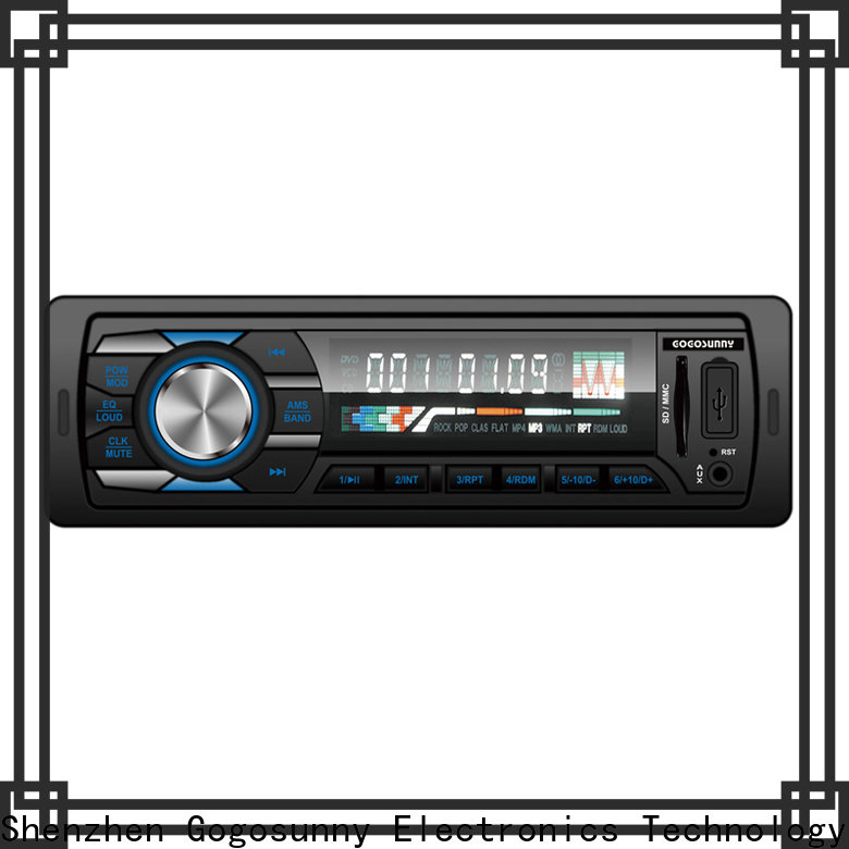 Gogosunny best car audio mp3 player wholesale for auto