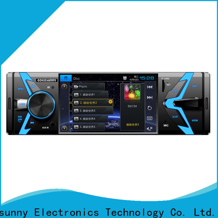 Gogosunny full touch car MP5 for sale for car
