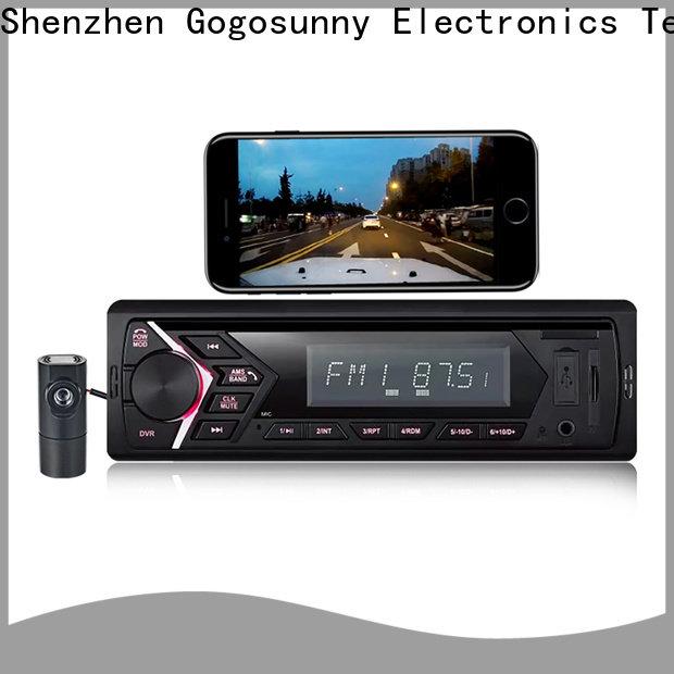 Gogosunny mp3 car radio supplier for vehicle