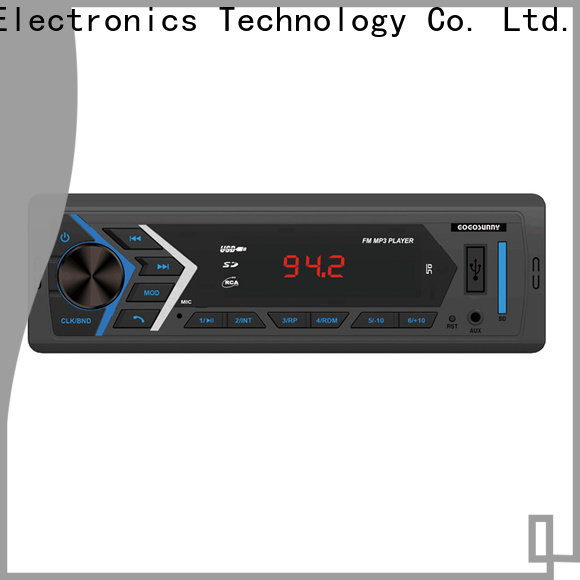 best mp3 for car manufacturing for truck