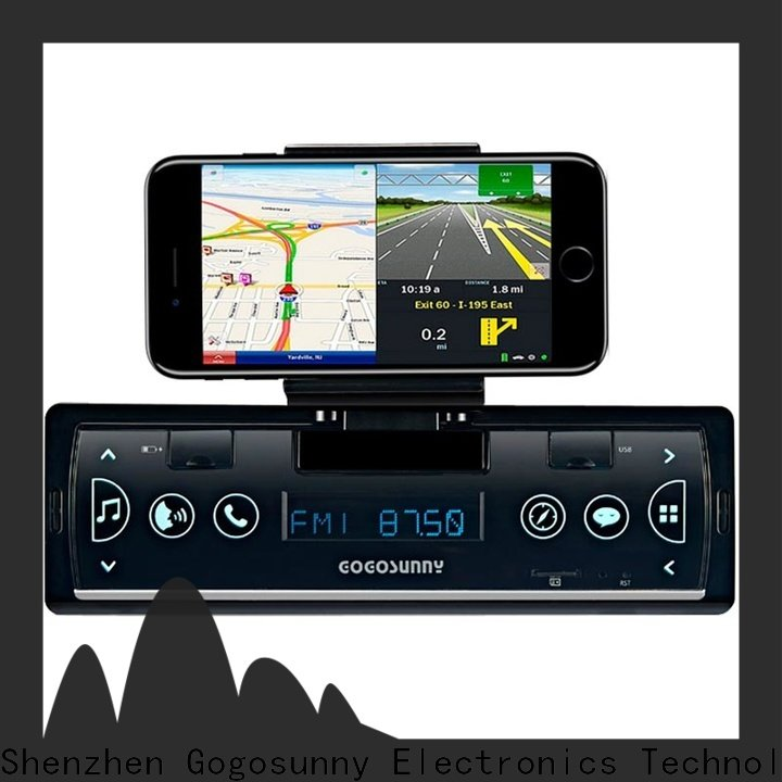 Gogosunny traditional mp3 car stereo manufacturing for car