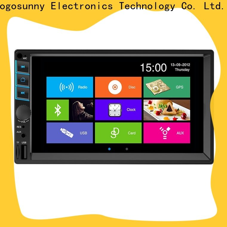 Gogosunny car music player wholesale function for truck