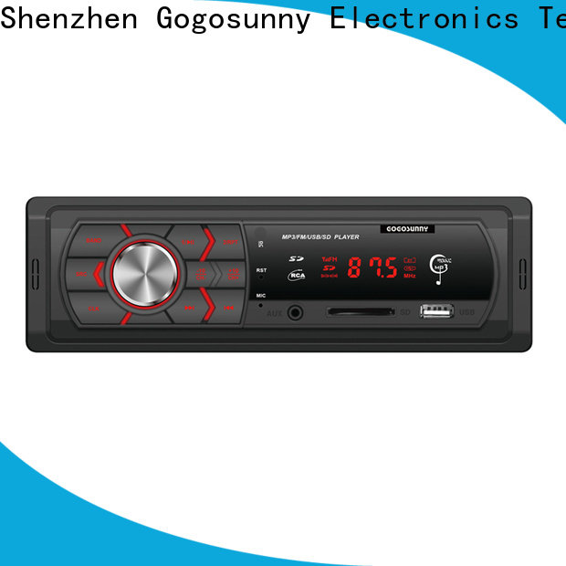 Gogosunny aux mp3 player car price for car