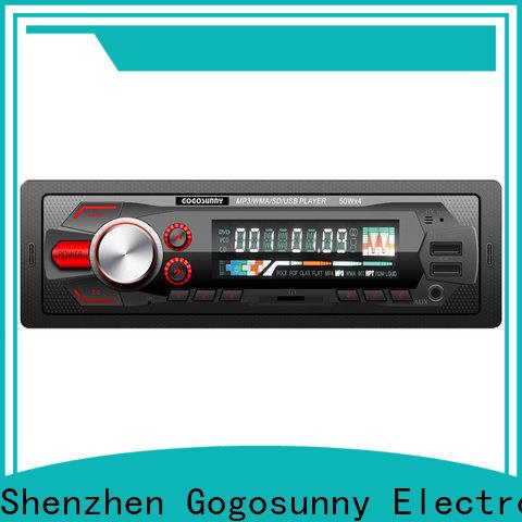 Gogosunny car music mp3 supplier for car