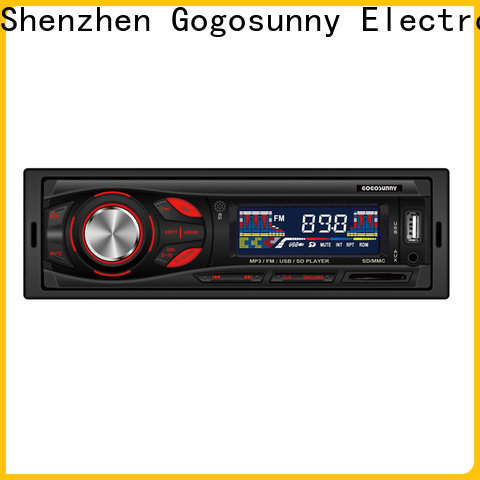 Gogosunny car audio mp3 player supplier for truck