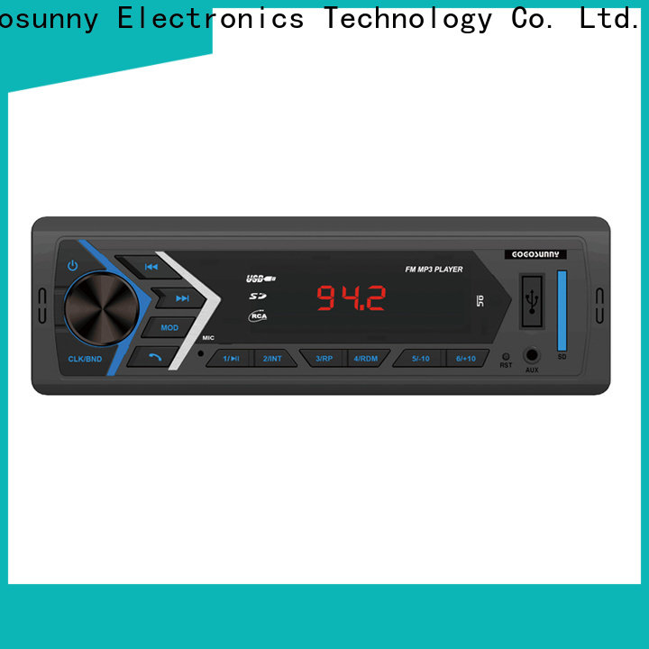 Gogosunny custom mp3 player for car with usb price for truck