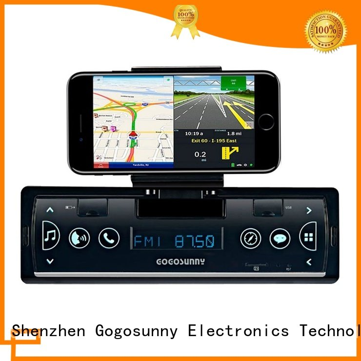 Gogosunny car MP3 with remote control supplier for vehicle