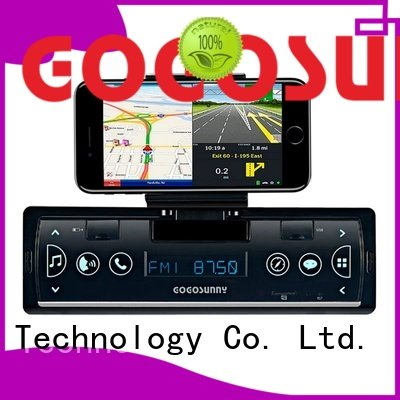 Gogosunny traditional car mp3 with smartphone app control manufacturing for truck