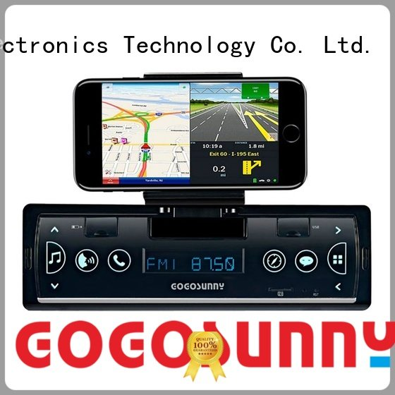 best car MP3 with fixed front panel for sale for truck