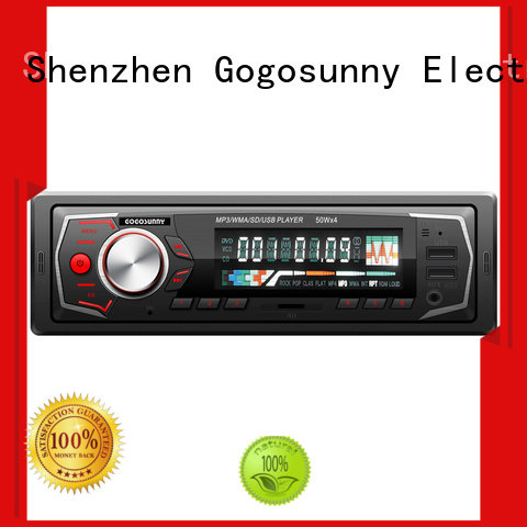 Gogosunny car sound mp3 manufacturing for car