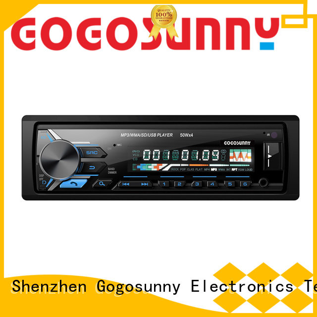 Gogosunny auto mp3 for sale for vehicle