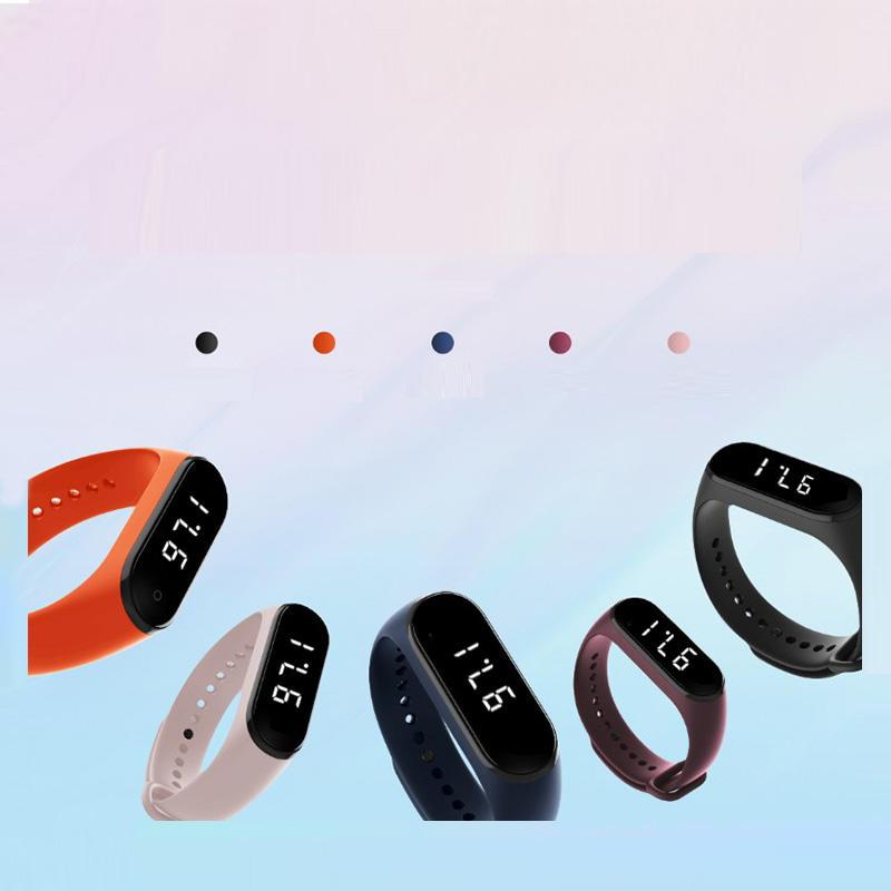 Gogosunny high tech smart bracelet with temperature sensor wholesale for men-2