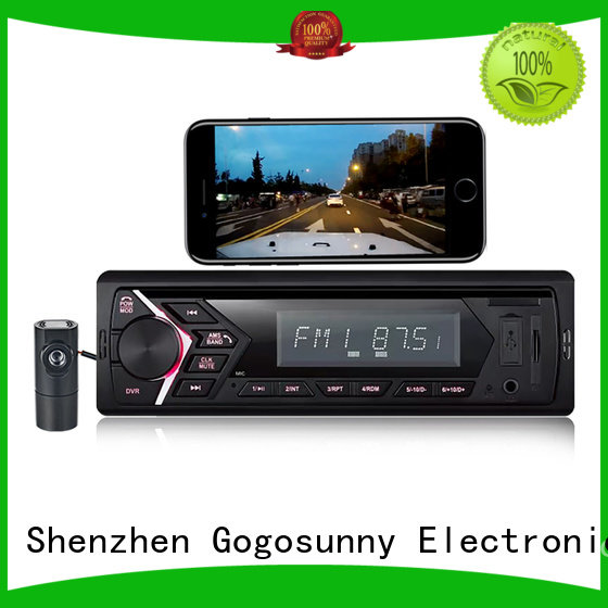 Gogosunny car mp3 with usb manufacturing for auto