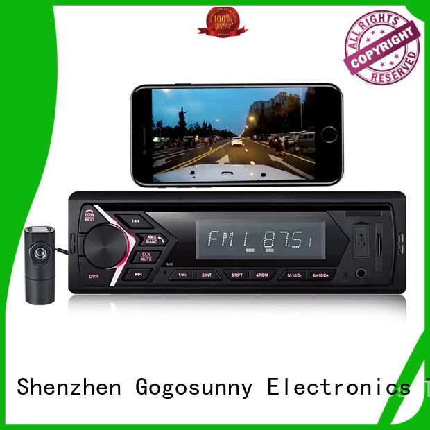 traditional car MP3 ODM manufacturing for auto