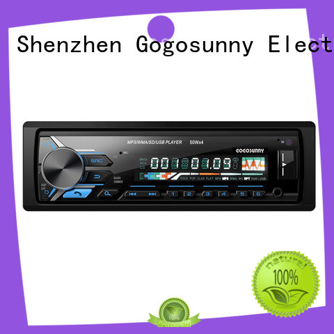 Gogosunny mp3 car audio wholesale for truck