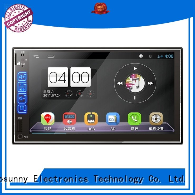 customize car media player android system for vehicle