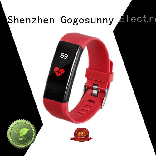high quality smartwatch with body temperature sensor supplier for children
