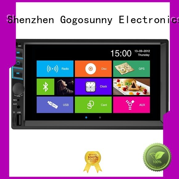 Gogosunny mp5 car stereo function for vehicle