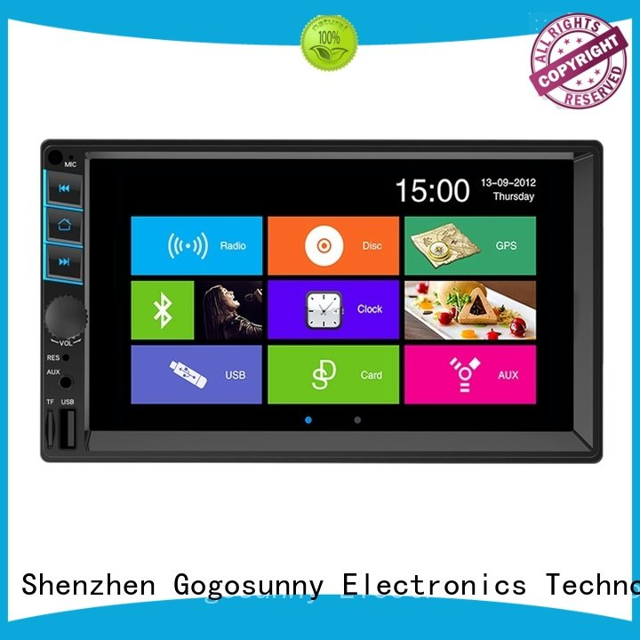 Gogosunny 7 inch car mp5 player for sale for car