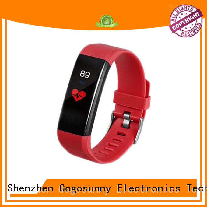 custom smartwatch with thermometer supplier for women