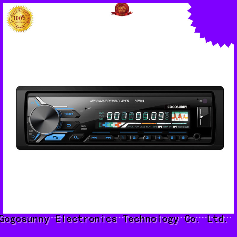Gogosunny mp3 car audio wholesale for auto