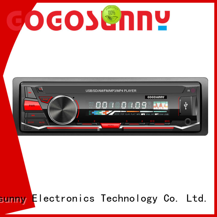 Gogosunny bluetooth mp3 player for car supplier for car