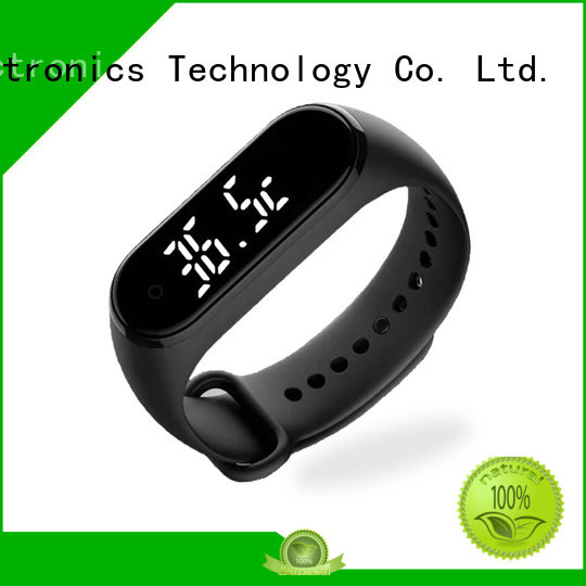 Gogosunny best smart bracelet with thermometer wholesale for students