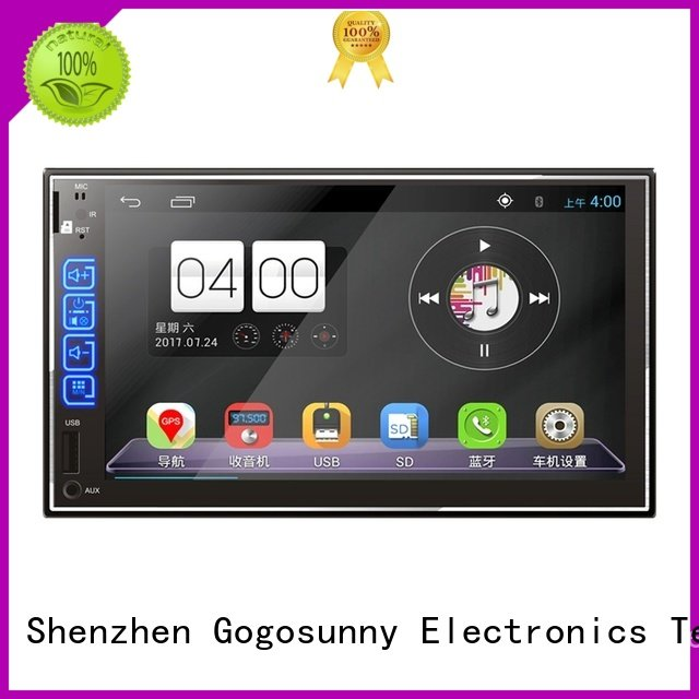 Gogosunny wholesale android auto bluetooth application for truck