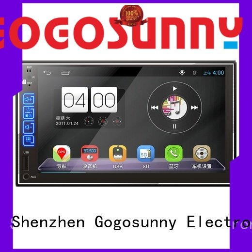 Gogosunny android auto radio for auto