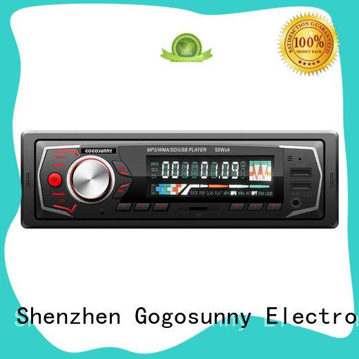 Gogosunny car sound mp3 wholesale for vehicle