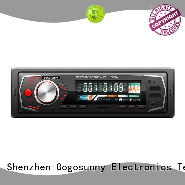 traditional car MP3 with LCD display supplier for auto
