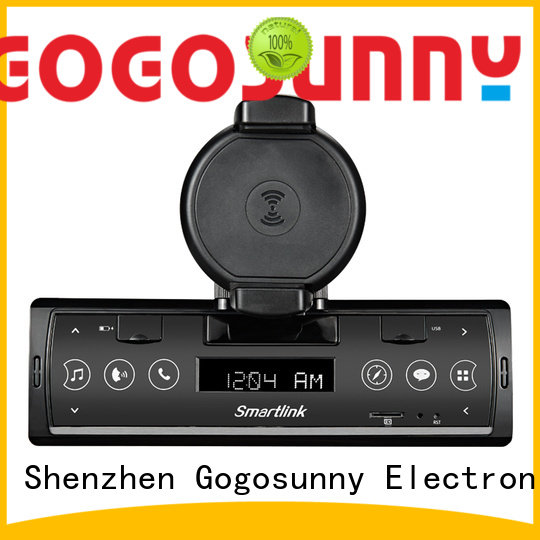 Gogosunny car music mp3 supplier for auto