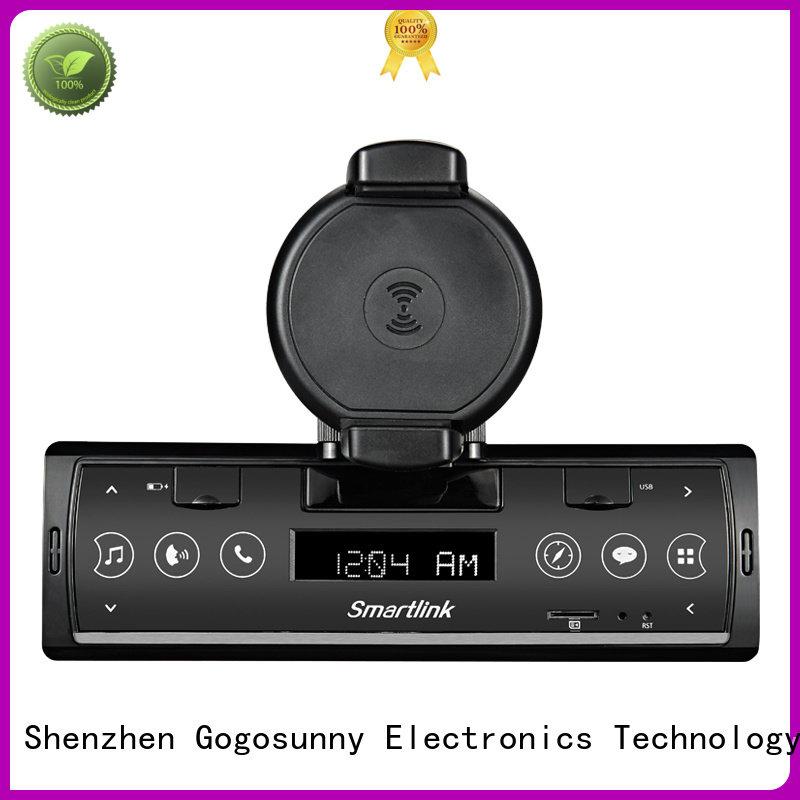 Gogosunny custom car MP3 with remote control price for auto