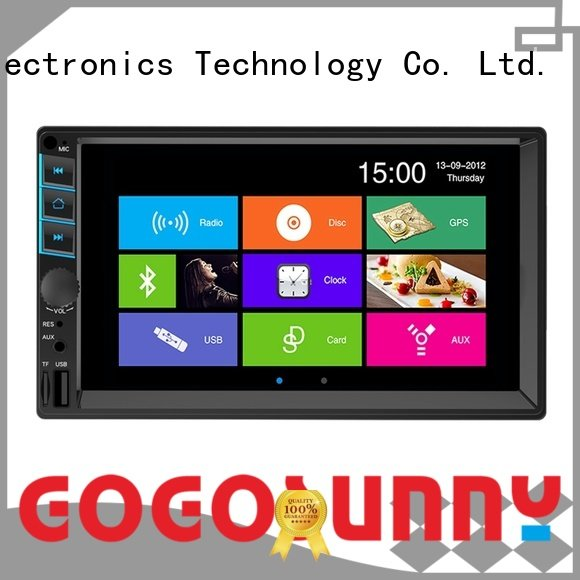 Gogosunny wholesale single din Car MP4 supplier for vehicle