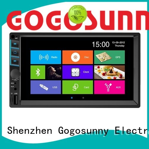 Gogosunny touch screen Car MP4 function for vehicle